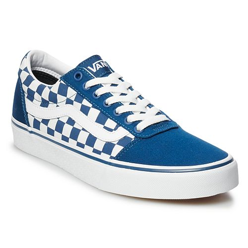 Vans Ward Men's Checkerboard Skate Shoes