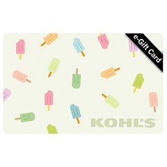 Popsicle E-Gift Card