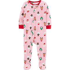 8fcbd6fec Girls Kids One-Piece Pajamas - Sleepwear