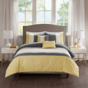 510 Design Shane Embroidered 5-piece Comforter Set