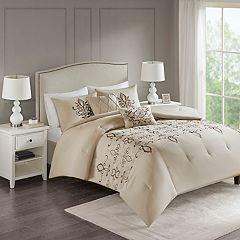 510 Design Salvan Embroidered 5-piece Comforter Set