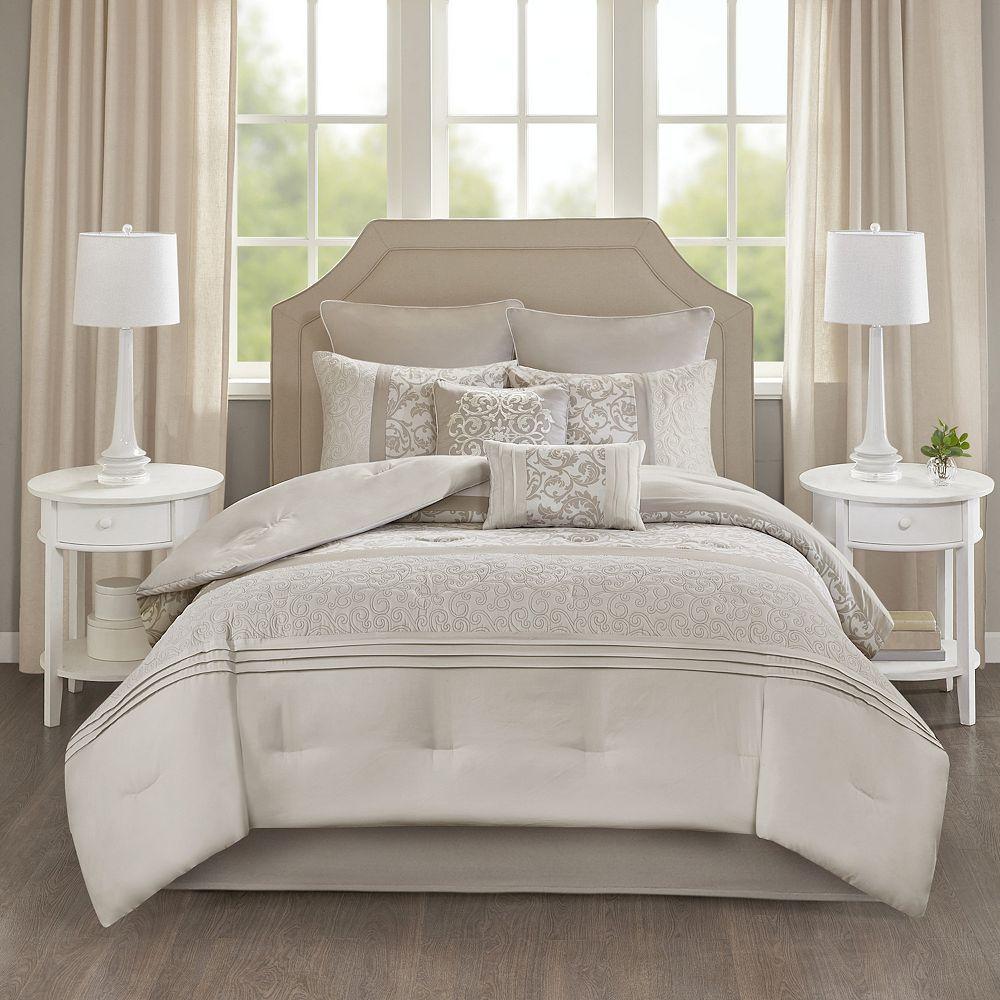 510 Design Lynda Embroidered 8-piece Comforter Set