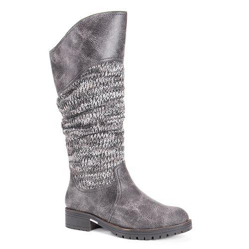 eea9e1d3e11 MUK LUKS Kailee Women's Tall Winter Boots