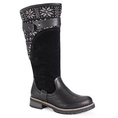 MUK LUKS Kamy Women's Tall Winter Boots