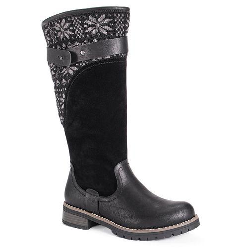 MUK LUKS Kamy Women's Tall Winter Boots