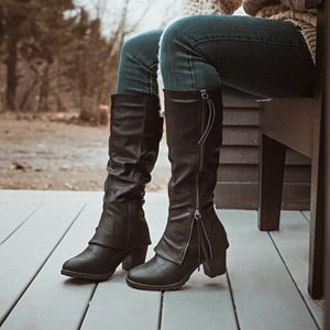 MUK LUKS Lacy Women's Knee High Boots