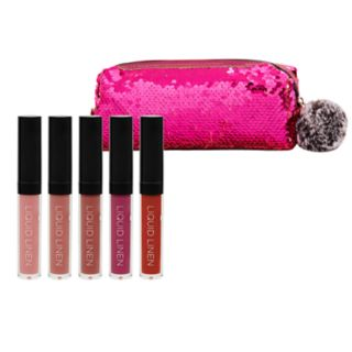 BH Cosmetics Royal Affair 5-Piece Liquid Linen Set