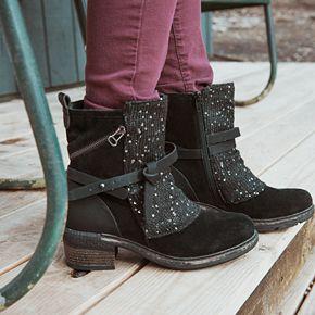 MUK LUKS Sharon Women's Ankle Boots
