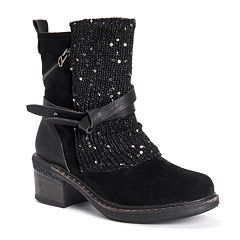 MUK LUKS Sharon Women's Ankle Boots