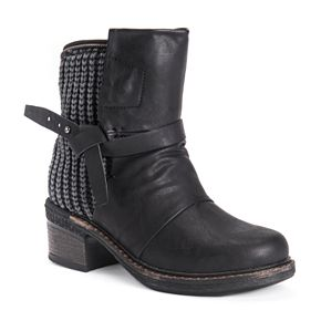 MUK LUKS Stevie Women's Ankle Boots