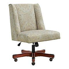 Linon Draper Desk Chair