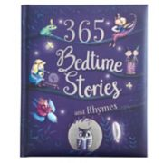 Parragon 365 Bedtime Stories and Rhymes Book