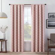 eclipse 2-pack Lollie Thermalayer Window Curtains