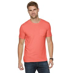 Men's SONOMA Goods for Life™ Supersoft Pocket Crewneck Tee