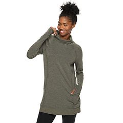 Women's Tek Gear® Cowlneck Tunic