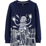 Boys 4-12 Carter's Robot Graphic Tee