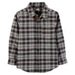 Boys 4-12 Carter's Woven Button Down Shirt