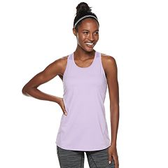Women's Tek Gear® Open-Stitch Back Tank