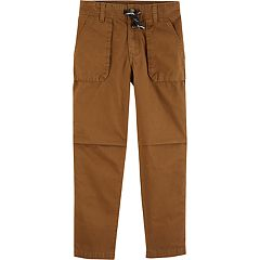 Boys 4-12 Carter's Cozy Lined Pants