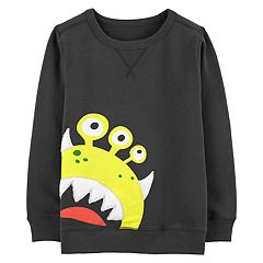 Boys 4-12 Carter's Alien Pullover Sweatshirt