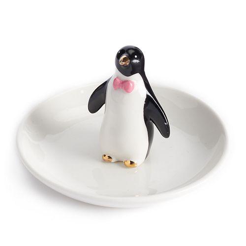 LC Lauren Conrad Penguin Trinket Tray