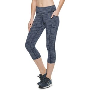 d153940d7d90f Women's Tek Gear® Performance Side-Pocket Capri Leggings. (28). Sale