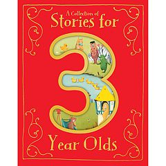 Parragon Stories for 3 Year Olds Book