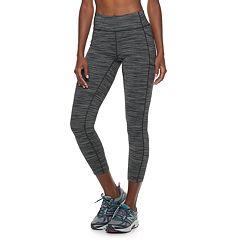 Women's Tek Gear® Performance Side Pocket Mid-Rise Ankle Leggings