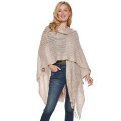 Women's Apt. 9® Knit Ruana