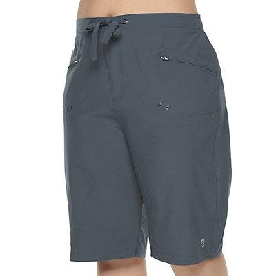 Plus Size Free Country Bermuda Board Shorts