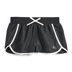 Girls 7-16 ZeroXposur Woven Swim Cover Up Shorts