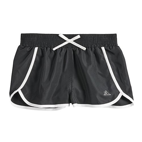 Girls 7-16 ZeroXposur Woven Swim Cover Up Shorts