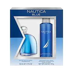 Nautica Blue Men's Cologne Gift Set ($40 Value)