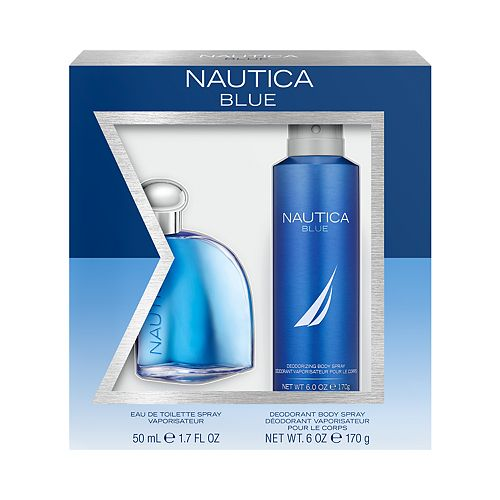 Nautica Blue Men's Cologne Gift Set ($40 Value)