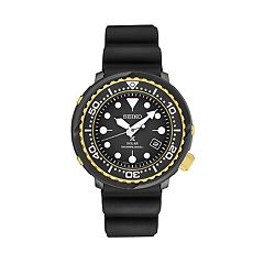 Seiko Men's Prospex Solar Dive Watch - SNE498