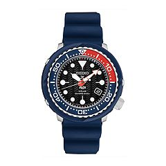Seiko Men's Prospex PADI Special Edition Solar Dive Watch - SNE499