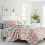 Poppy & Fritz Tilly Floral Cotton Quilt Set
