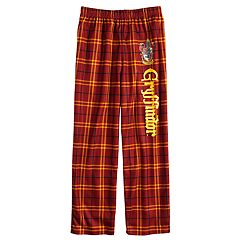 Boys 6-14 Harry Potter Gryffindor Lounge Pants
