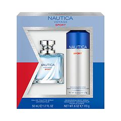 Nautica Voyage Sport Men's Cologne - Eau de Toilette ($40 Value)