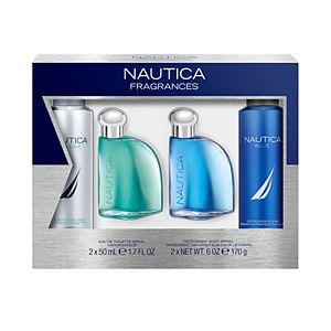 e12ec7dea7be Nautica Blue Men's Cologne Gift Set ($40 Value)