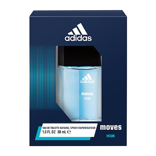 adidas Moves for Him Men's Cologne - Eau de Toilette