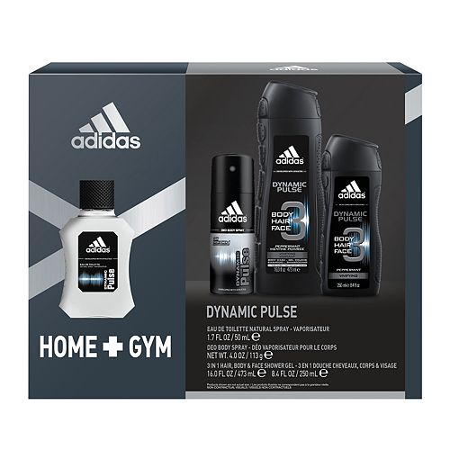 adidas Dynamic Pulse Men's Fragrance 4-pc. Gift Set ($32 Value)