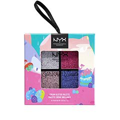 NYX Professional Makeup Sprinkle Town Cream Pastels Shadow Palette