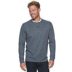 Men's Method Classic-Fit Mock-Layer Henley