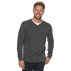 Men's Method Classic-Fit V-Neck Sweater