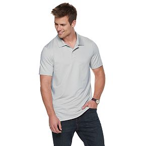 Men's CoolKeep Techno Mesh Regular-Fit Polo