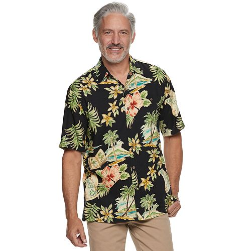 51b408f5e7 Men s Batik Bay Classic-Fit Tropical Button-Down Shirt