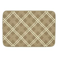 SONOMA Goods for Life™ Plaid Comfort Kitchen Rug