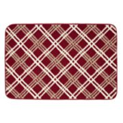 SONOMA Goods for Life? Plaid Memory Foam Rug