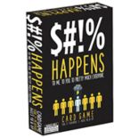 Pressman Toy Sh*t Happens Card Game